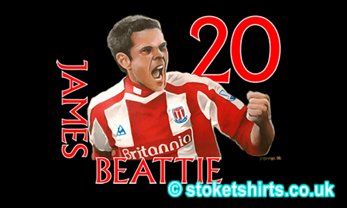 James Beattie 20 - Potter 63