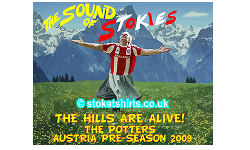The Hills Are Alive with the Sound of Stokies