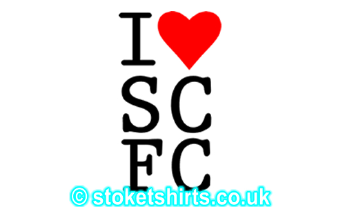 I Love SCFC Stoke City Football Club