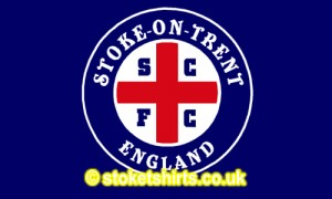 Stoke - on - Trent England SCFC St George Stoke City