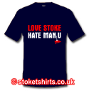 Love Stoke Hate Man U